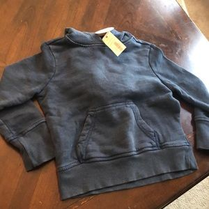 New with tags Gymboree hoodie in navy size XXS(3)